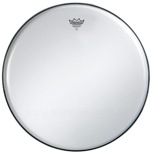 "20"" Emperor smooth white, Remo"