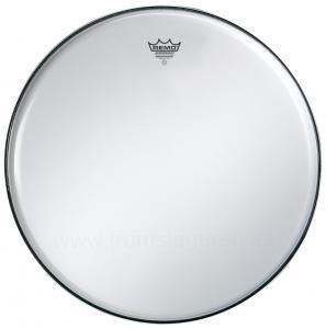"18"" smooth white Ambassador, bastrumma, Remo"