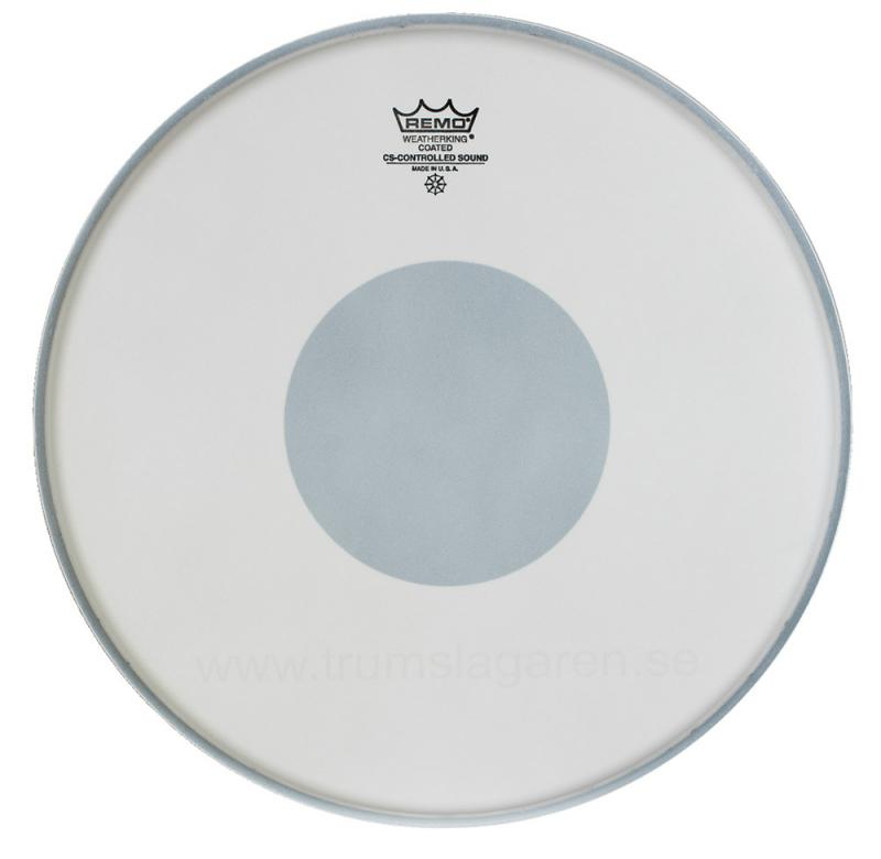 "13"" coated Controlled Sound, Remo"