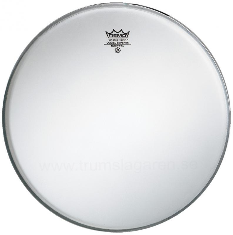 "10"" coated Emperor, Remo"