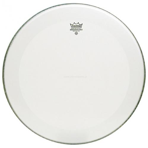 "20"" Powerstroke 3 smooth white, bastrumma, Remo"