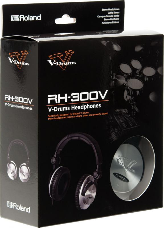 Roland RH-300V - Hörlurar för V-drums
