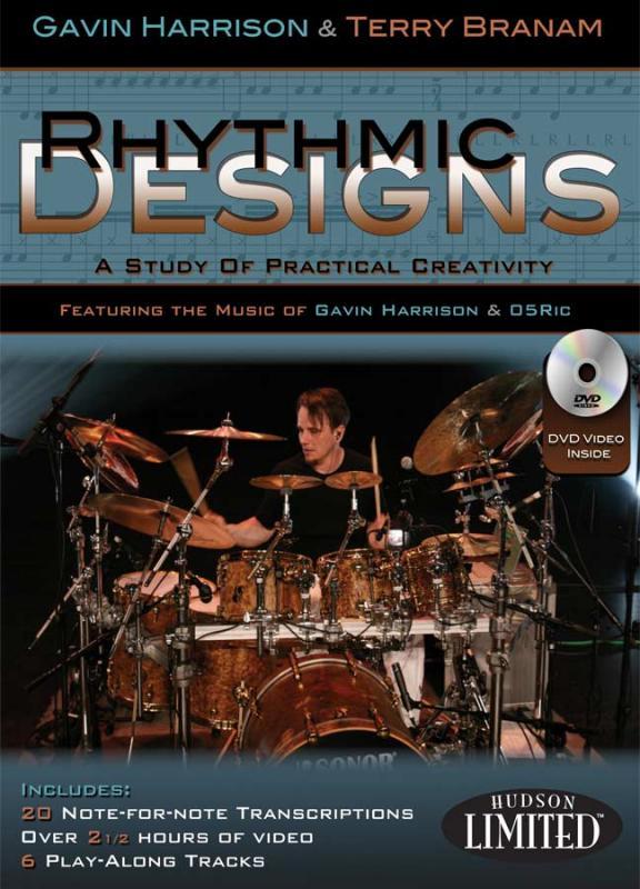 Gavin Harrison/Terry Branam: Rhythmic Designs