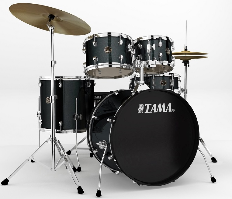 Tama Rhythm Mate - Charcoal Mist finish