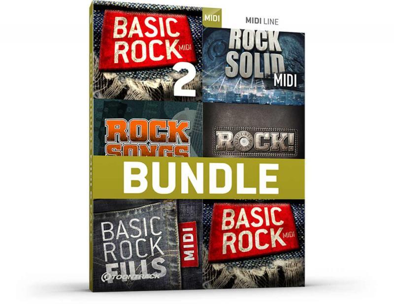 Drum MIDI 6 Pack BUNDLE Download
