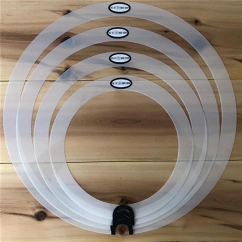 Big Fat Snare Drum  8'' Round Sound