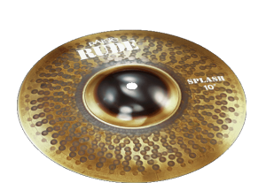 "10"" RUDE Splash, Paiste"