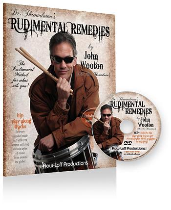 Rudimental Remedies + DVD
