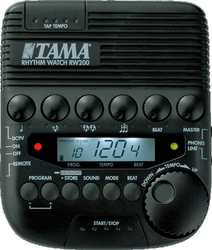 Metronom, Tama Rhythm Watch RW200