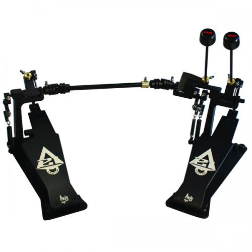 Axis Sabre A21 Double Pedal - Classic Black
