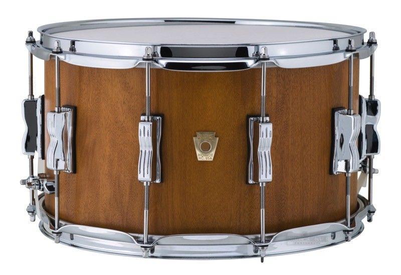 "Ludwig LKS784 Standard Maple Snare 14x8"" Mojave Cherry"