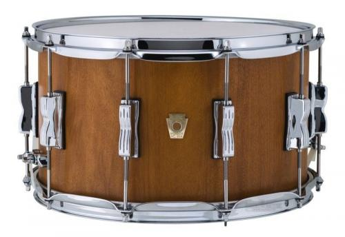 "Ludwig LKS784 Standard Maple Snare 14x8"" Mojave Cherry"