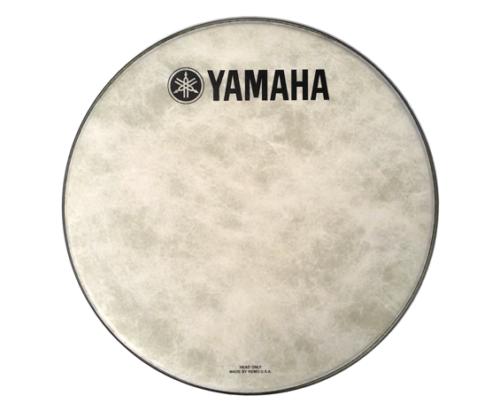 "Yamaha Logo Drum Head Classic Logo P3 Fiberskin 18"""