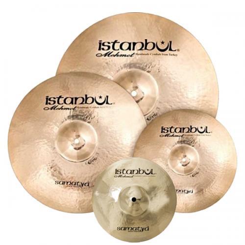 Istanbul Samatya Cymbal Set Limited inkl. bag