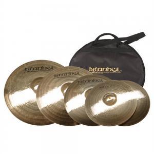 Istanbul Samatya Cymbalset XL (SA-HH14, SA-C18, SA-C20, SA-R22, BAG)
