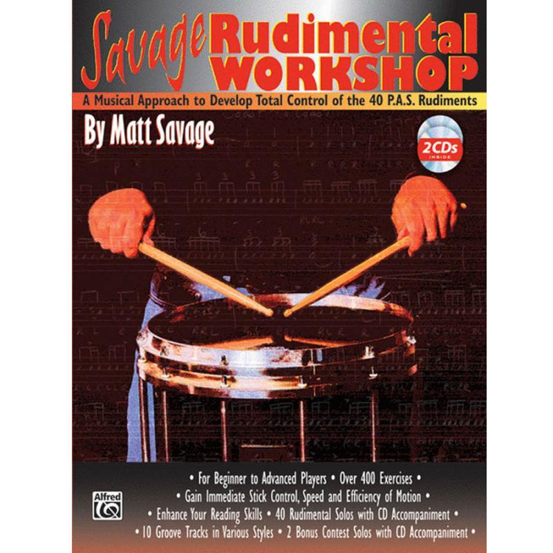 Savage Rudimental Workshop