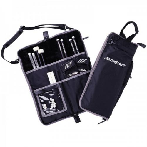 Ahead Stickbag - Black/Grey