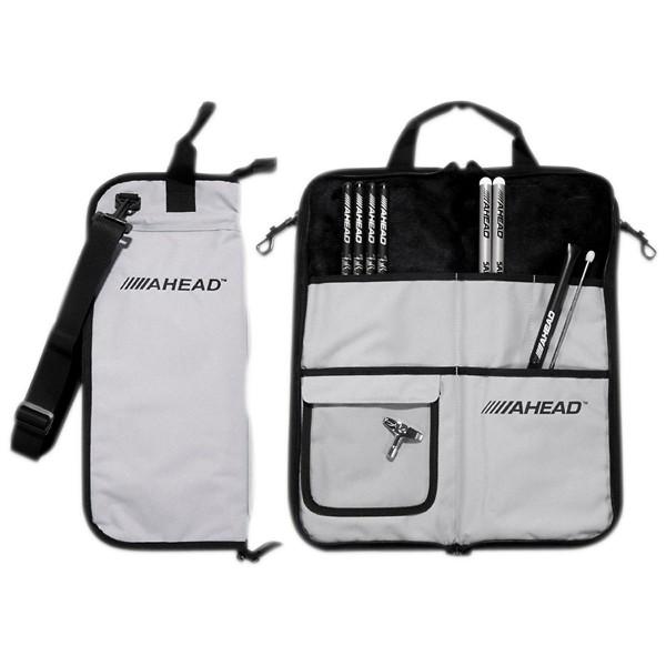 Ahead Stickbag - Grey/Black