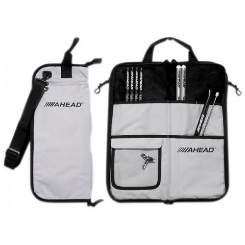 Ahead Stickbag - Grey/Black