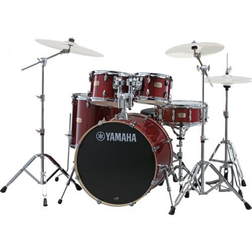 Yamaha Stage Custom Birch SBP0F5 Cranberr Red