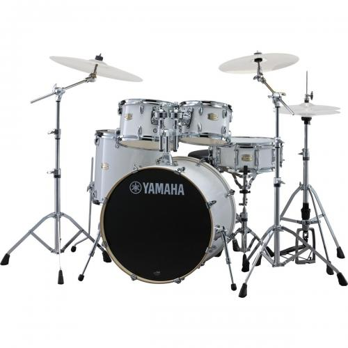 Yamaha Stage Custom Birch SBP0F5 Pure White