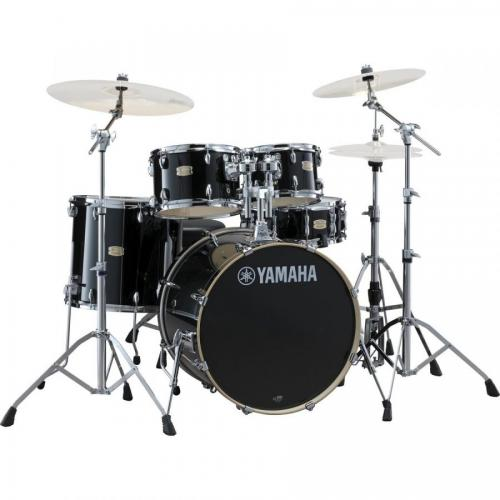 Yamaha Stage Custom Birch SBP0F5 Raven Black