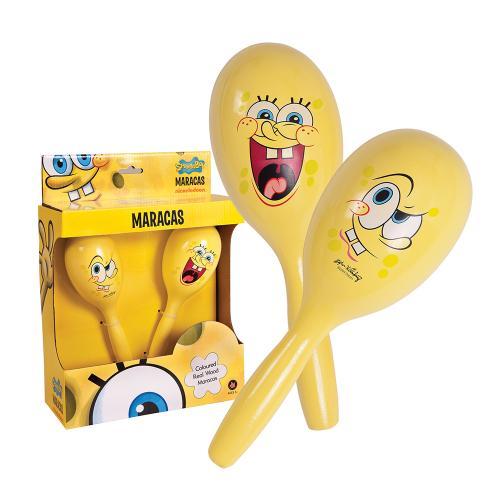 SpongeBob Squarepants Maraccas