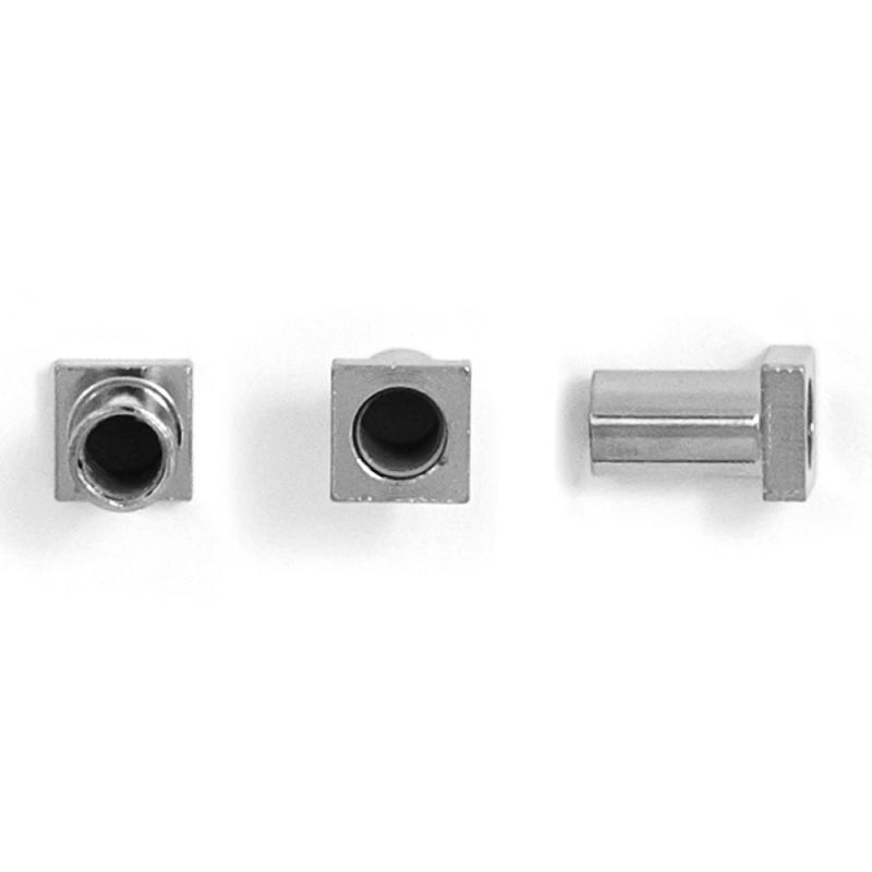 Lug nut, 6mm, Gibraltar SC-LG (12-pack)