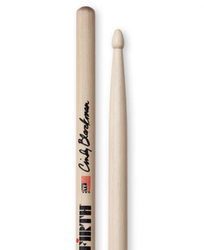 Cindy Blackman, SCB, Vic Firth