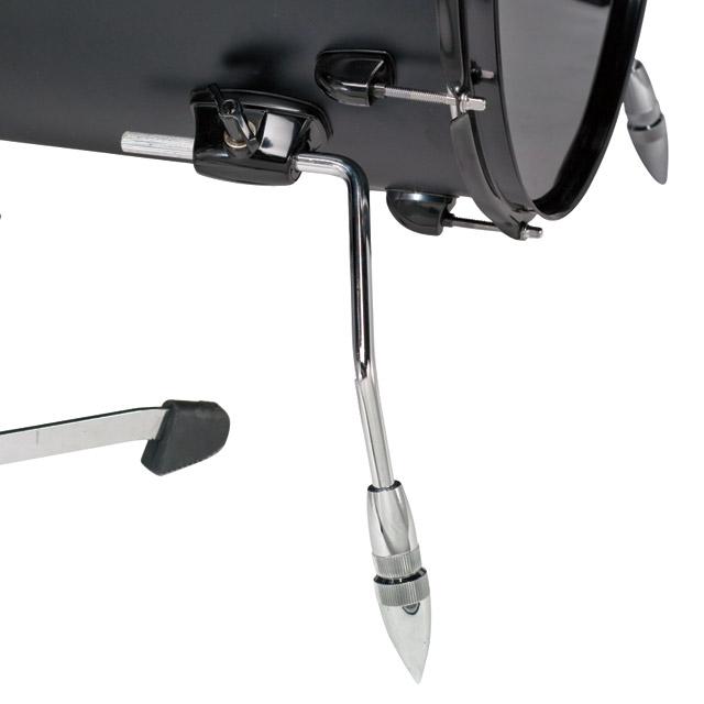 Dunnett R-Class Gull Wing - bastrumben för golvpuka