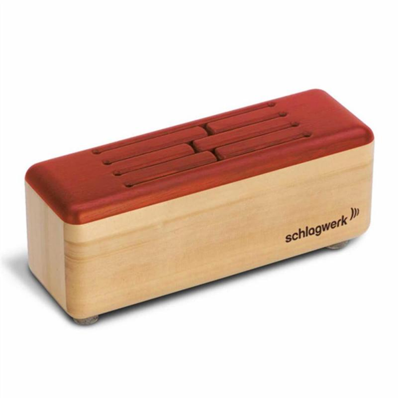 Schlagwerk 45061 Log Drum 6 tones F-Pentatonic