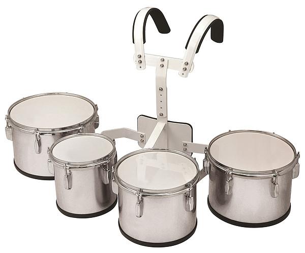 Marching Drum Quad (8/10/11/12/C), Scott