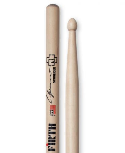 Christoph Schneider, SCS, Vic Firth