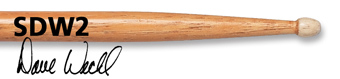 Dave Weckl Evolution, SDW2, Vic Firth