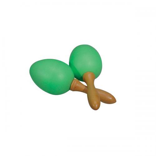 Hayman SE-2 Shaker Eggs grön (2-p)