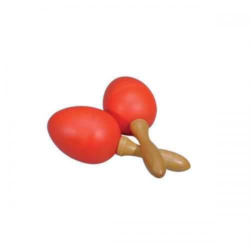 Hayman SE-2 Shaker Eggs röd (2-p)