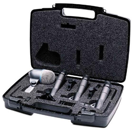 Shure, mikrofonpaket DMK57-52