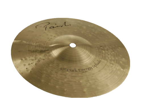 "10"" Signature Dark Energy Dark Energy Splash Mark I, Paiste"