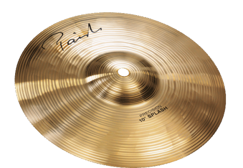 "10"" Signature Precision Splash, Paiste"
