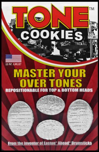 Tone Cookies, dämpare - Silver