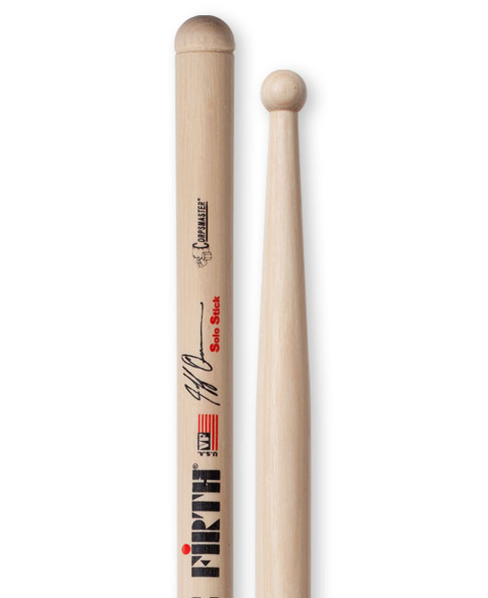 Jeff Queen, SQJ, Vic Firth