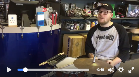 Drummer's Palette