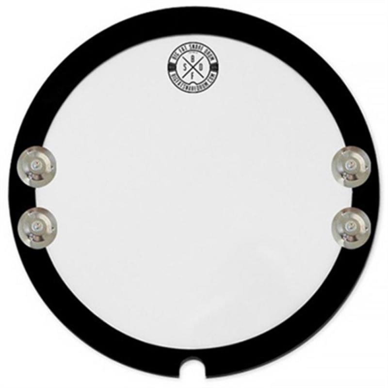 Big Fat Snare Drum  13'' Snare-Bourine