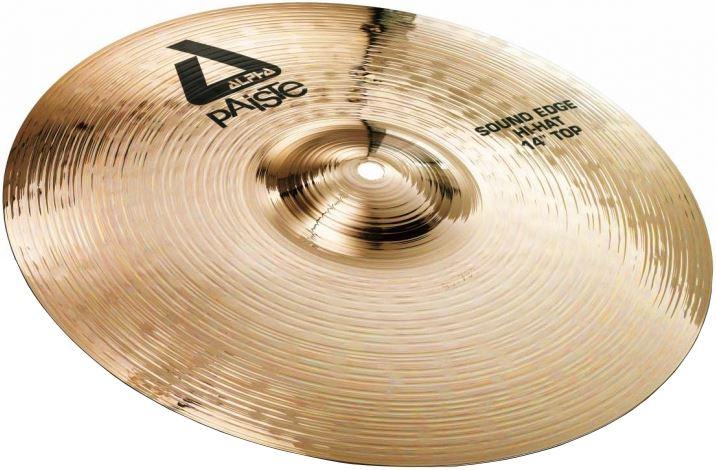 """14"""" Alpha Brilliant Sound Edge Hi-hat Top"""
