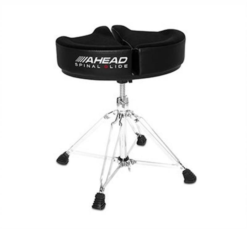 Ahead 18″ Spinal G Saddle – Black Cloth (3 legs)