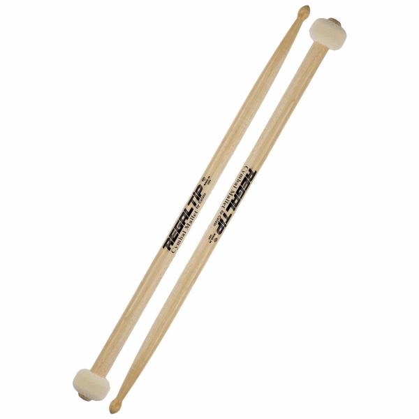 Regal Tip Stick 5A Wood / Mallet (Hard Felt Head)
