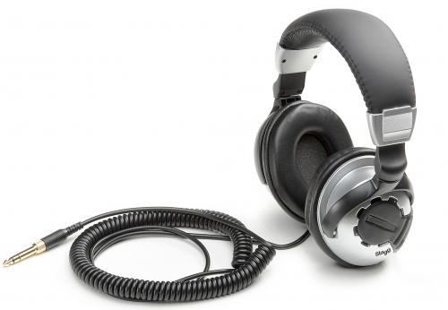 Stagg Deluxe Stereo Headphones