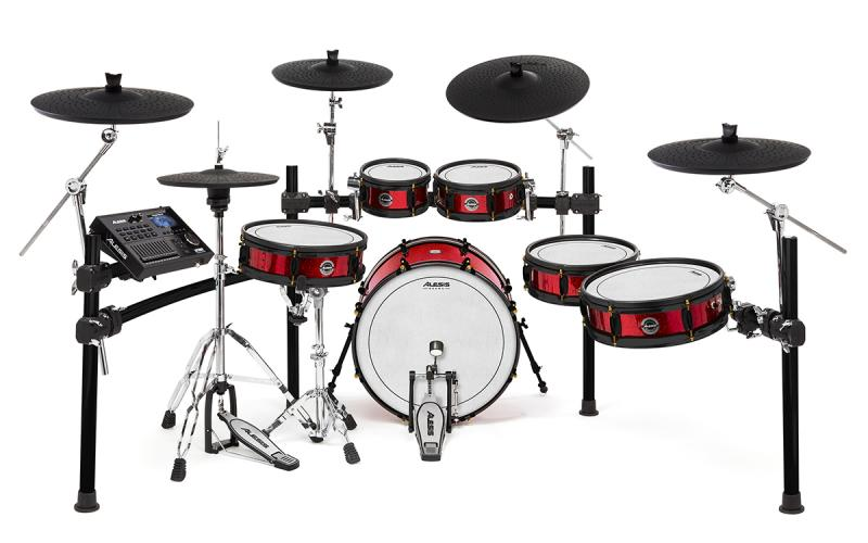 Alesis släpper nya flaggskeppet Strike Pro Special edition