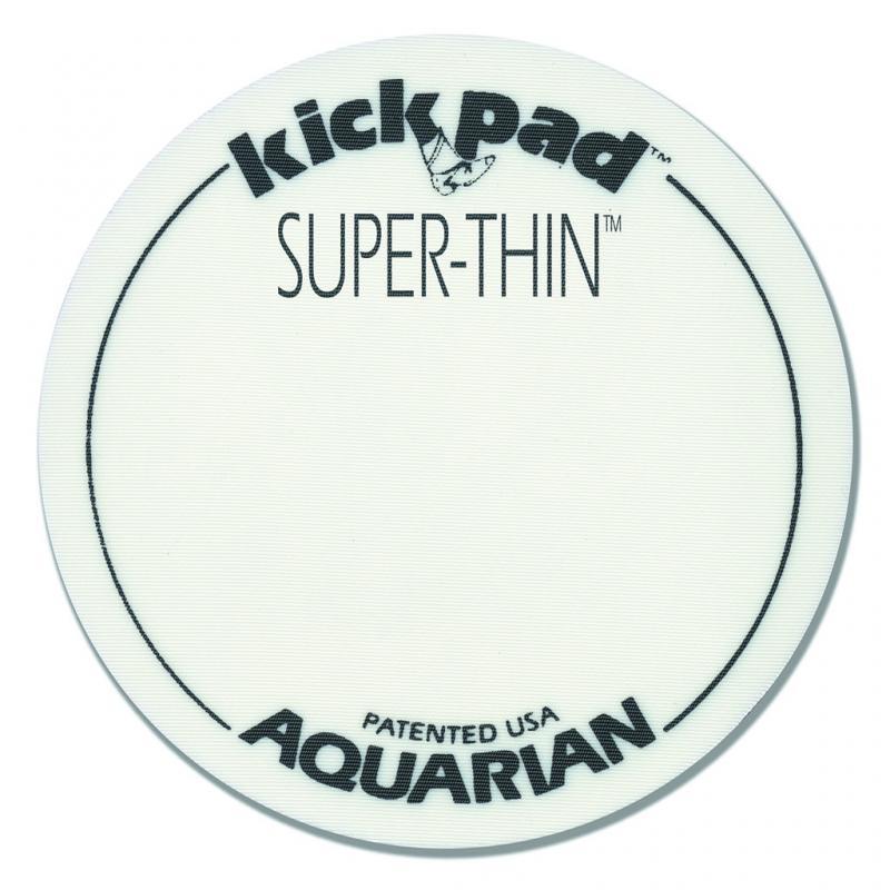 Super Thin Single Kick Pad, Aquarian