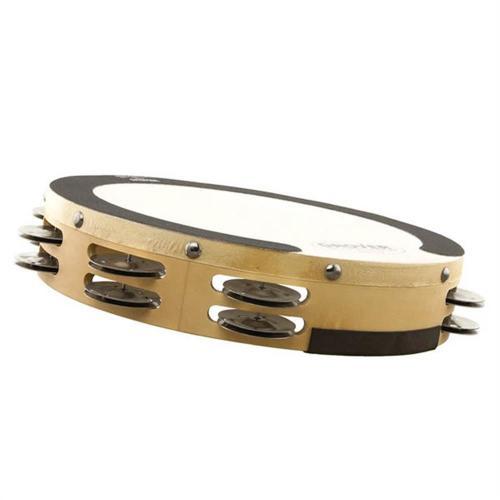 Grover Pro Percussion 10″ Double Row Tambourine
